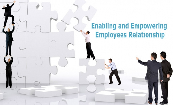 Enabling and Empowering Employees